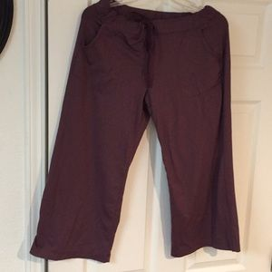 Patagonia crop pants good condition size M